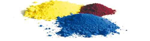 Color Index pigments vallejo