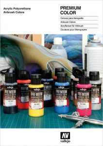 Vallejo Premium Color for airbrushing