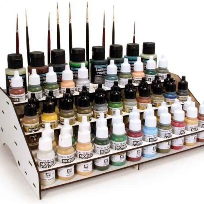 vallejo paint stand display