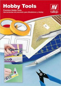 Vallejo Hobby Tools for models and miniatures