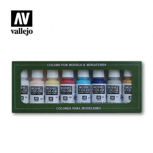 High Elves vallejo fantasy paint set 70104