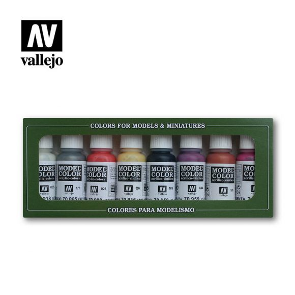 Non Death Chaos vallejo fantasy paint set 70106