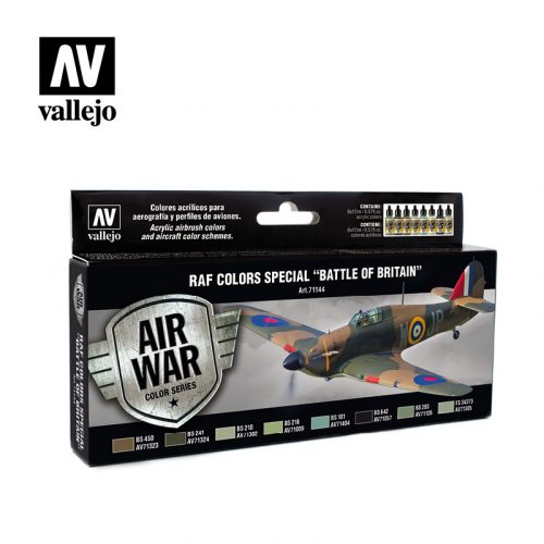 RAF Colors Special Battle of Britain vallejo airwar 71144