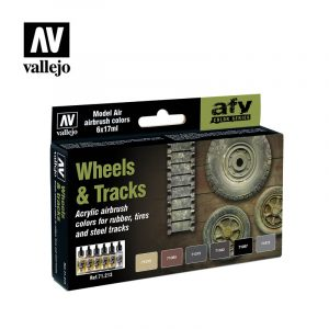 Wheels & Tracks vallejo afv 71213