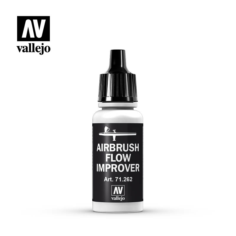airbrush flow improver vallejo 71262 17ml
