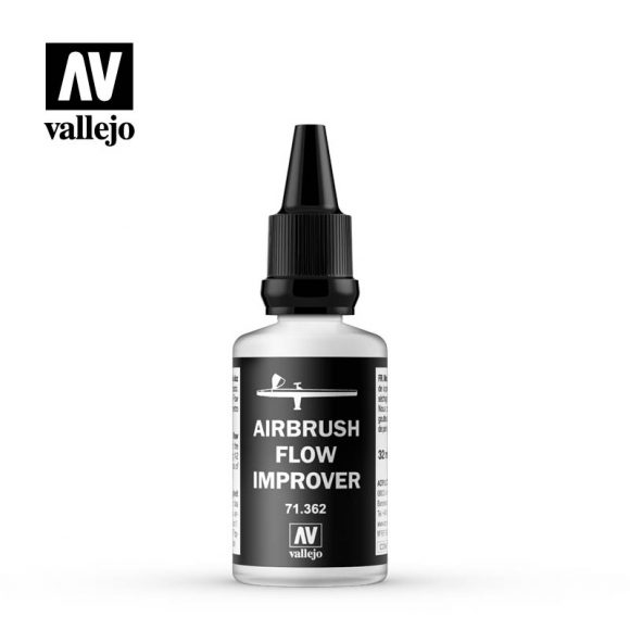 airbrush flow improver vallejo 71362 32ml