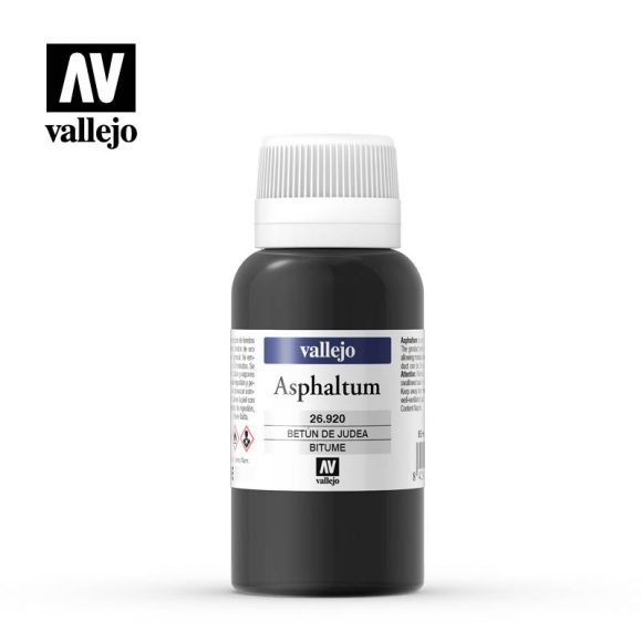 asphaltum vallejo 26920 85ml