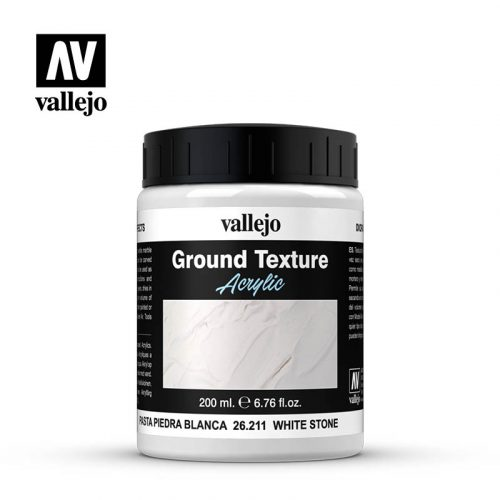 diorama effects vallejo white stone 26211