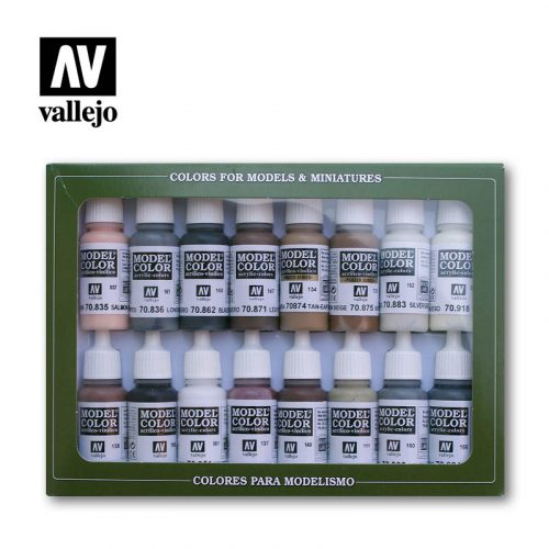 equestrian colors 70144 vallejo figure set