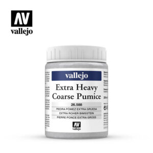 extra heavy coarse pumice vallejo 26588 200ml