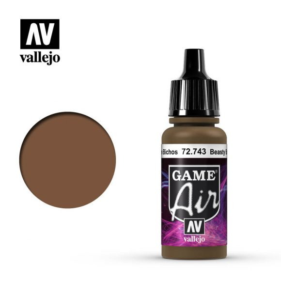 game air vallejo beasty brown 72743