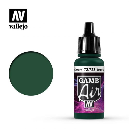 game air vallejo dark green 72728