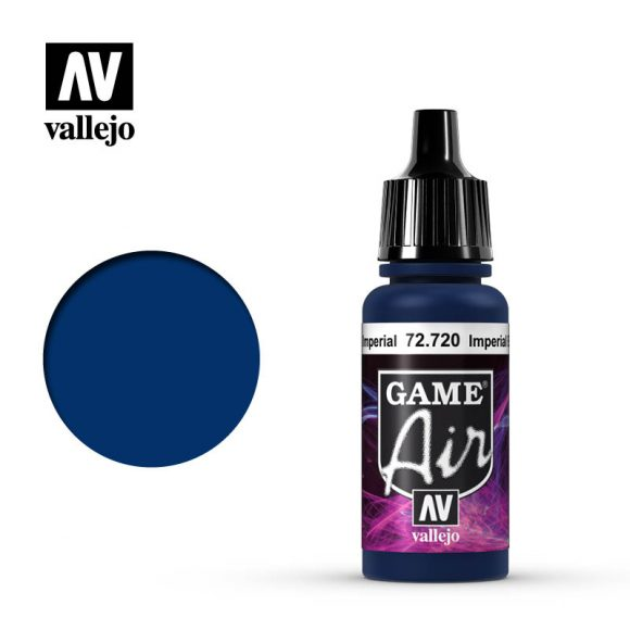 game air vallejo imperial blue 72720