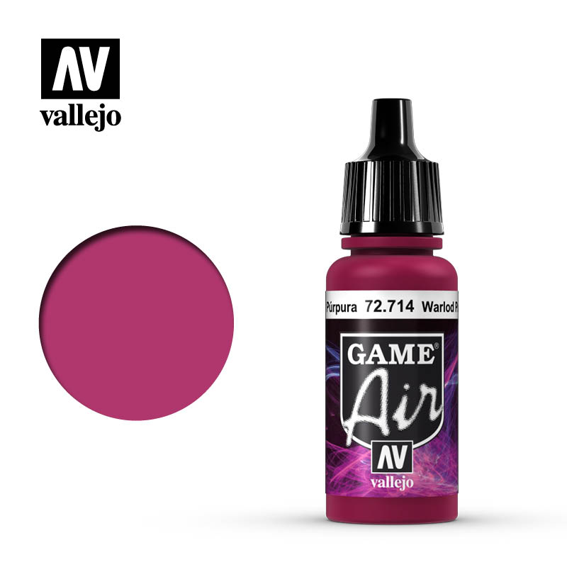 game air vallejo warlord purple 72714