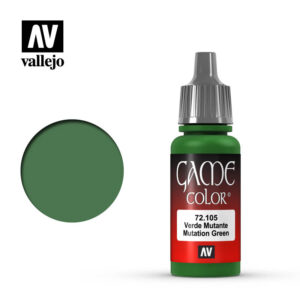 game color vallejo mutation green 72105