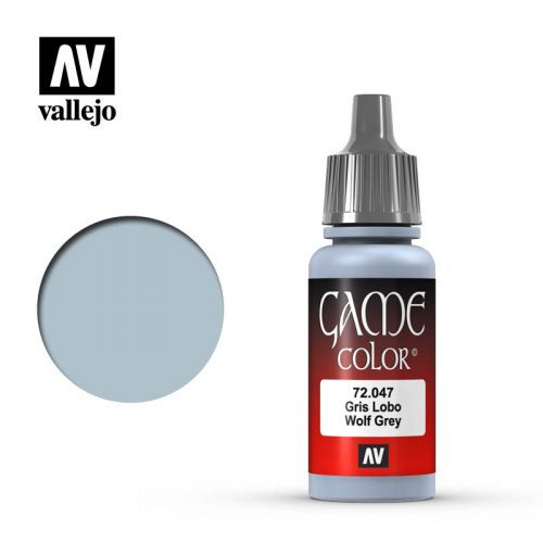 game color vallejo wolf grey 72047