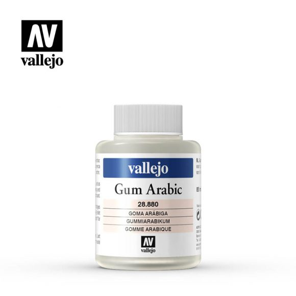 gum arabic vallejo 28880 85ml