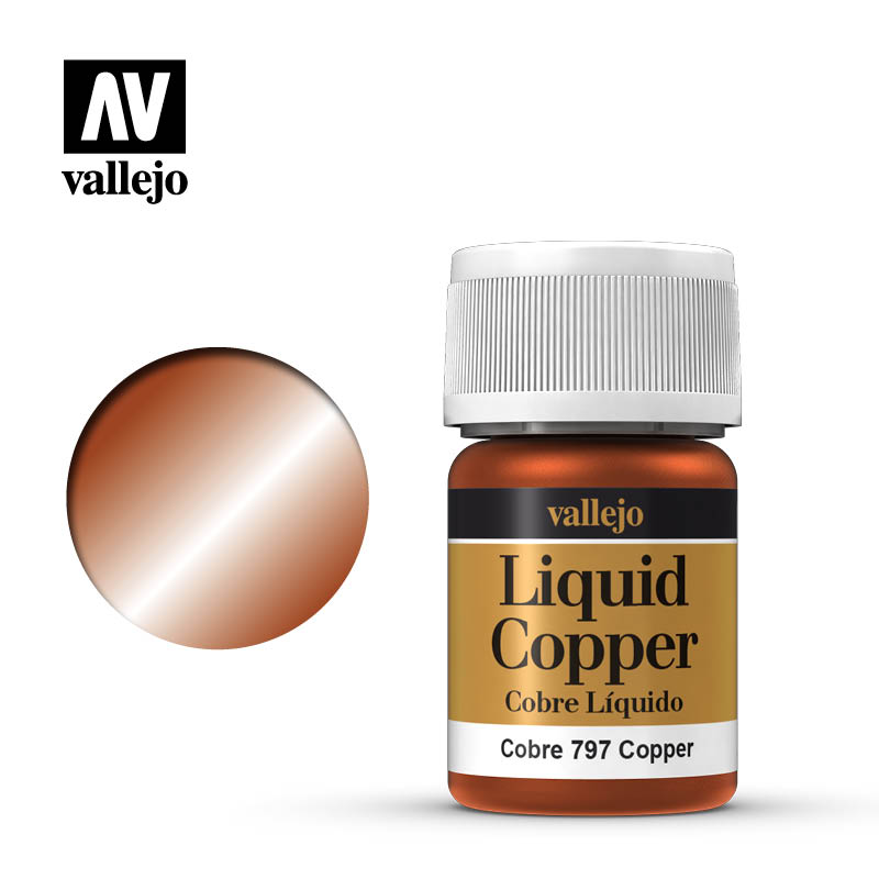 liquid copper vallejo 70797