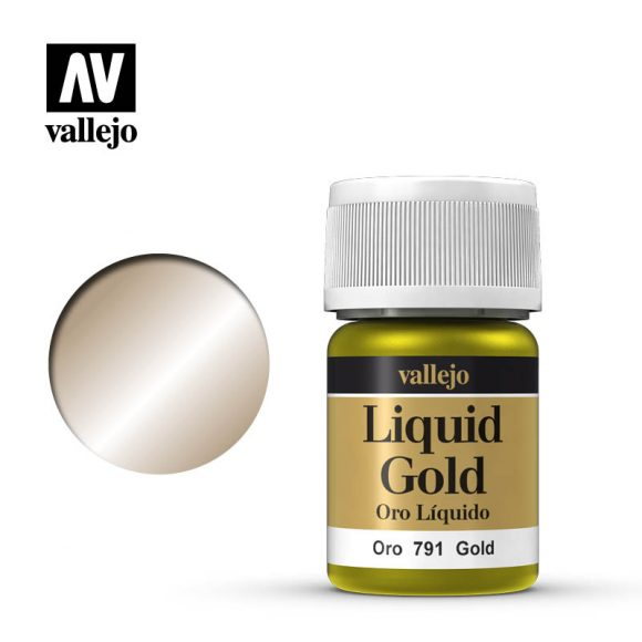 liquid gold vallejo 70791