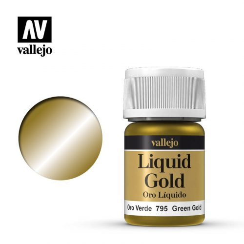 liquid green gold vallejo 70795