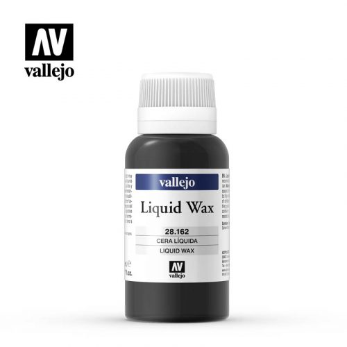 liquid wax vallejo 26162 85ml