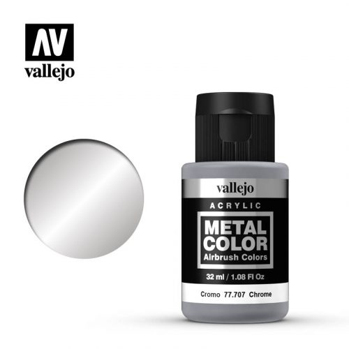 metal color vallejo chrome 77707