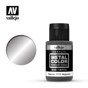 metal color vallejo magnesium 77711