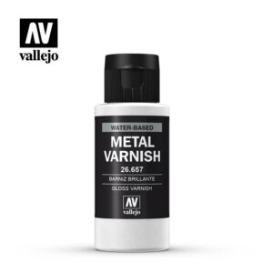 metal vasrnish vallejo 26657 60ml