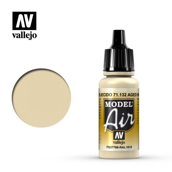 model air vallejo aged white 71132