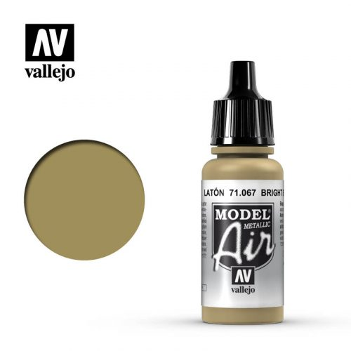 model air vallejo bright brass 71067