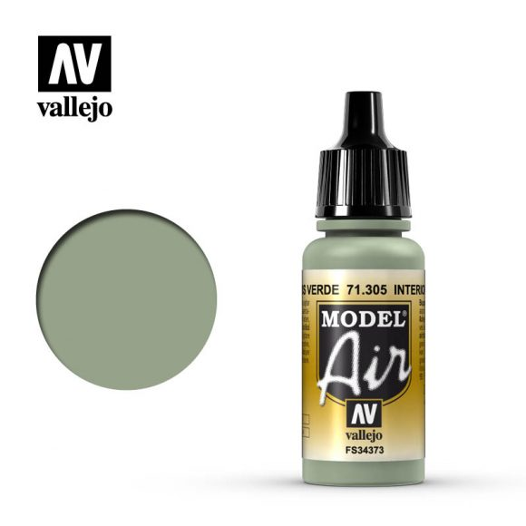 model air vallejo interior grey green 71305