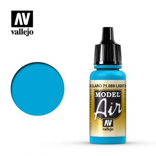 model air vallejo light sea blue 71089