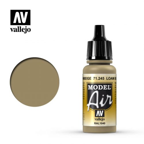 model air vallejo loam beige 71245