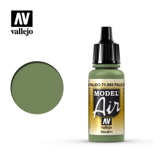 model air vallejo pale green 71095