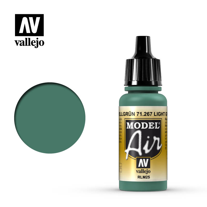 model air vallejo rlm25 light green 71267