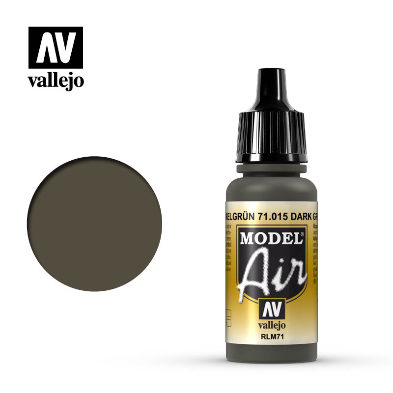 model air vallejo rlm71 dark green 71015