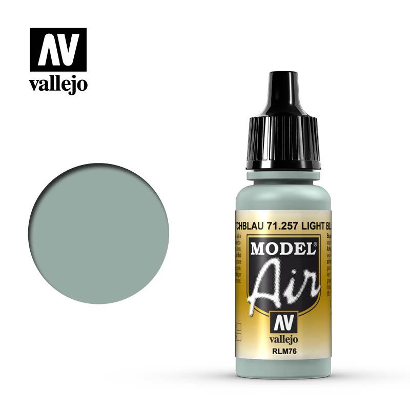model air vallejo rlm76 light blue 71257