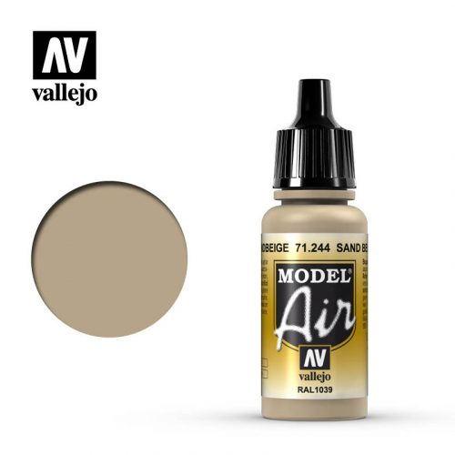 model air vallejo sand beige 71244