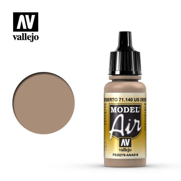 model air vallejo us desert sand 71140