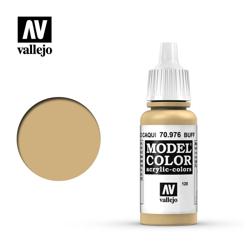 What Color Is Buff >> Vallejo Model Color Buff 70976 For Painting Miniatures