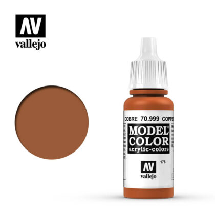 model color vallejo copper 70999
