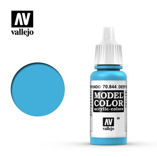 model color vallejo deep sky blue 70844