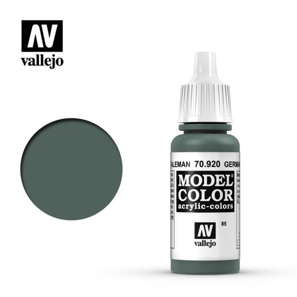model color vallejo german uniform 70920
