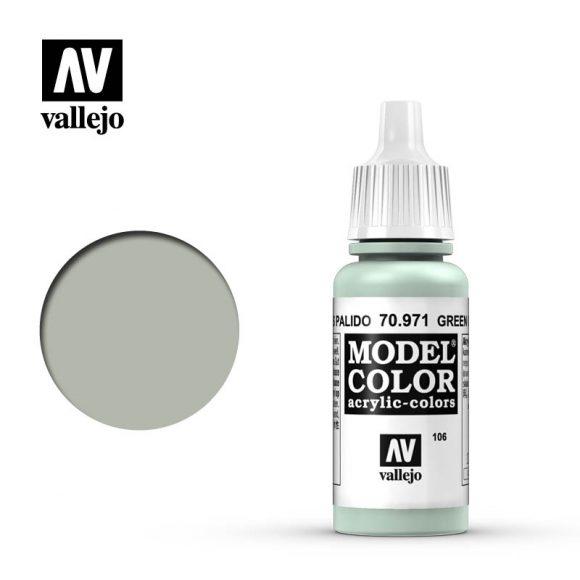 model color vallejo green grey 70971