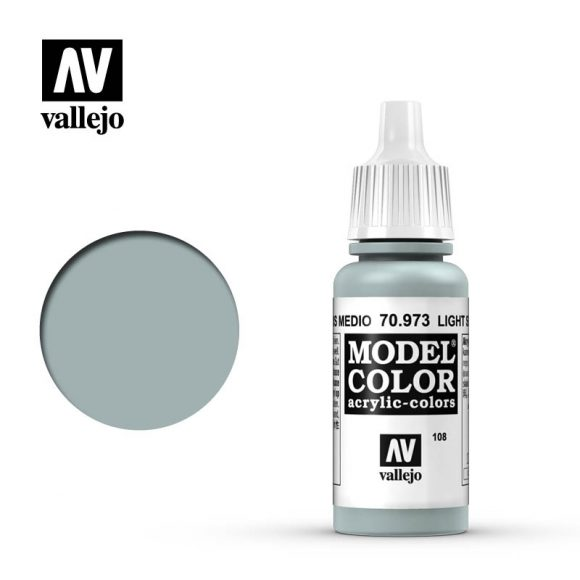 model color vallejo light sea grey 70973