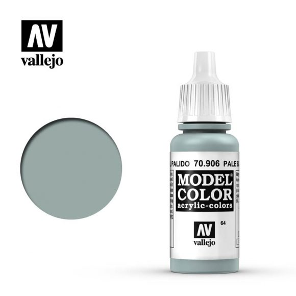 model color vallejo pale blue 70906