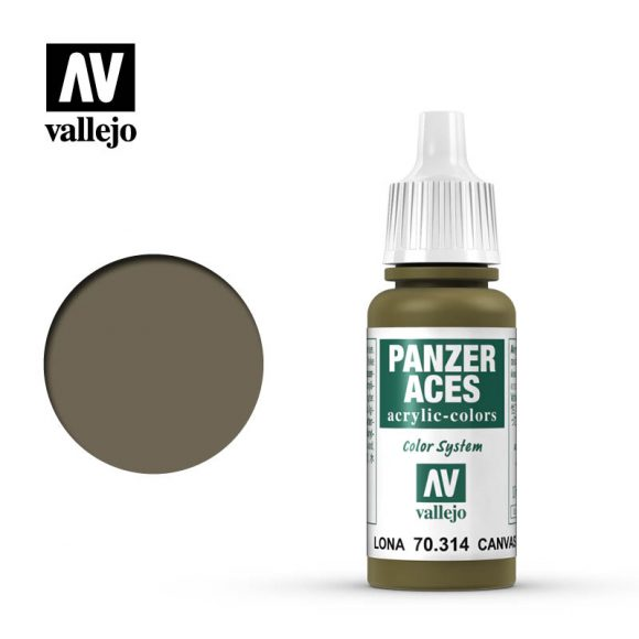 panzer aces vallejo canvas 70314