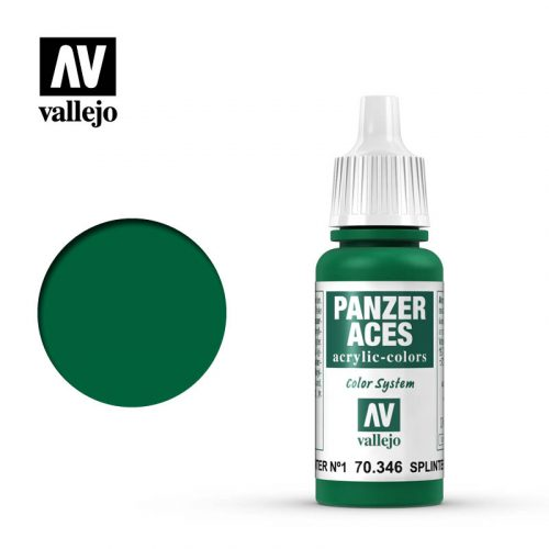 panzer aces vallejo splinter blotches I 70346