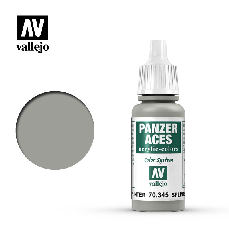 panzer aces vallejo splinter camouflage base 70345