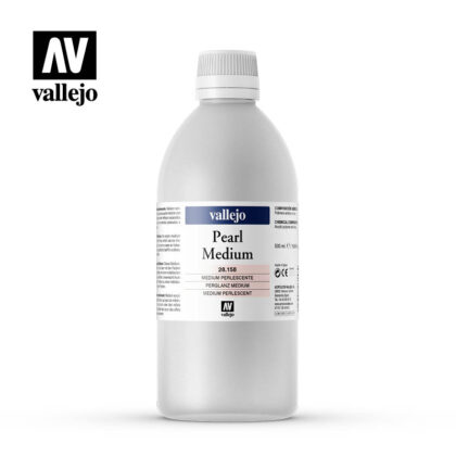 pearl medium vallejo 28158 500ml
